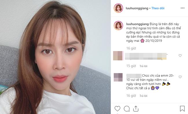 Động thái lạ cho thấy quan hệ vợ chồng không suôn sẻ của Lưu Hương Giang sau khi đính chính tin đồn ly hôn-1