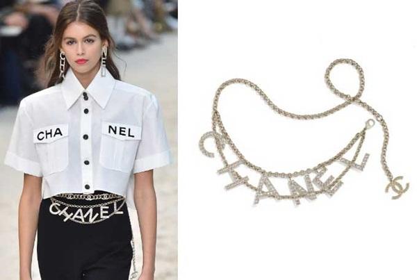 Ngược đời thật sự: Phượng Chanel đeo thắt lưng thì bị chê hết lời, mang lên cổ đeo lại có cái kết hoàn toàn khác-3