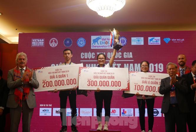Hai chị em ruột vô địch Siêu trí nhớ Việt Nam, giành quyền dự thi thế giới-1