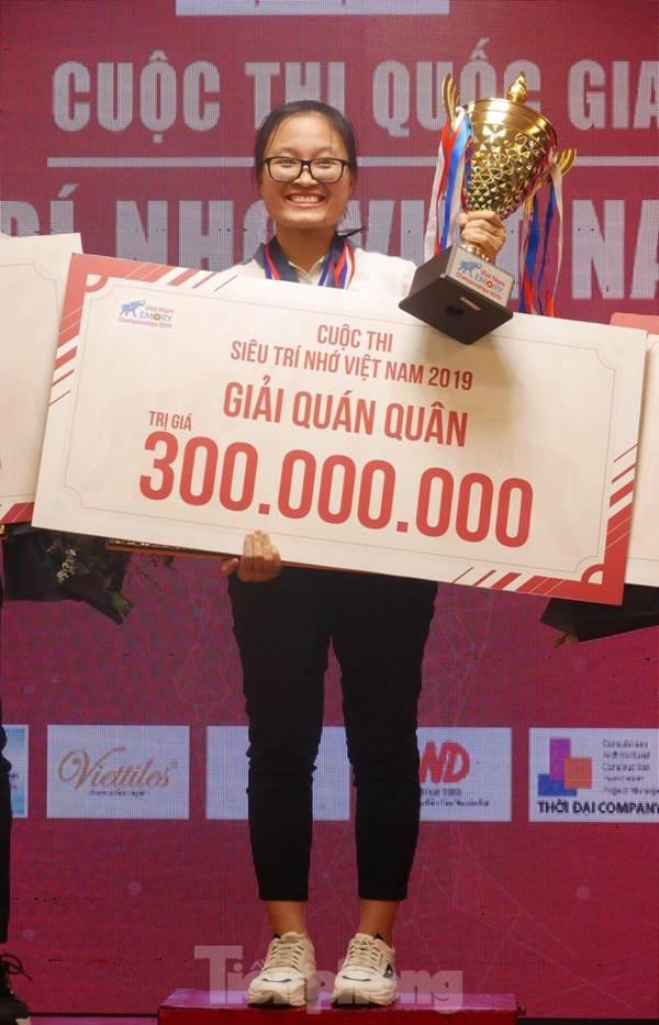Hai chị em ruột vô địch Siêu trí nhớ Việt Nam, giành quyền dự thi thế giới-2