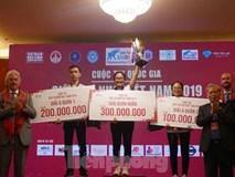 Hai chị em ruột vô địch Siêu trí nhớ Việt Nam, giành quyền dự thi thế giới
