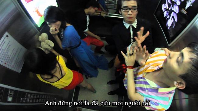Gửi những cô nàng ồn ào trong thang máy: Miệng chưa thơm thì ít nói và khẽ khàng thôi!-1