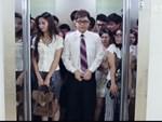 """Gặp chân ái"""" trong thang máy công ty, chàng công sở hỏi tán thế nào và loạt mưu kế khó đỡ của cư dân mạng-3"""
