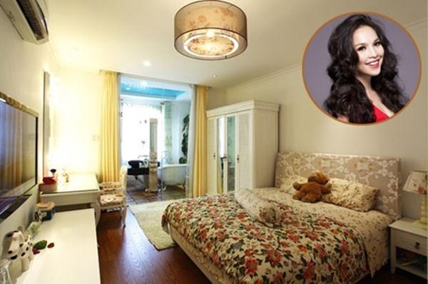 Phòng ngủ của Đàm Vĩnh Hưng, Hồng Nhung xa hoa lộng lẫy, riêng Hoài Linh cực khác biệt-8