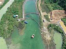 Quá trình xử lý dầu thải ở đầu nguồn nước sông Đà