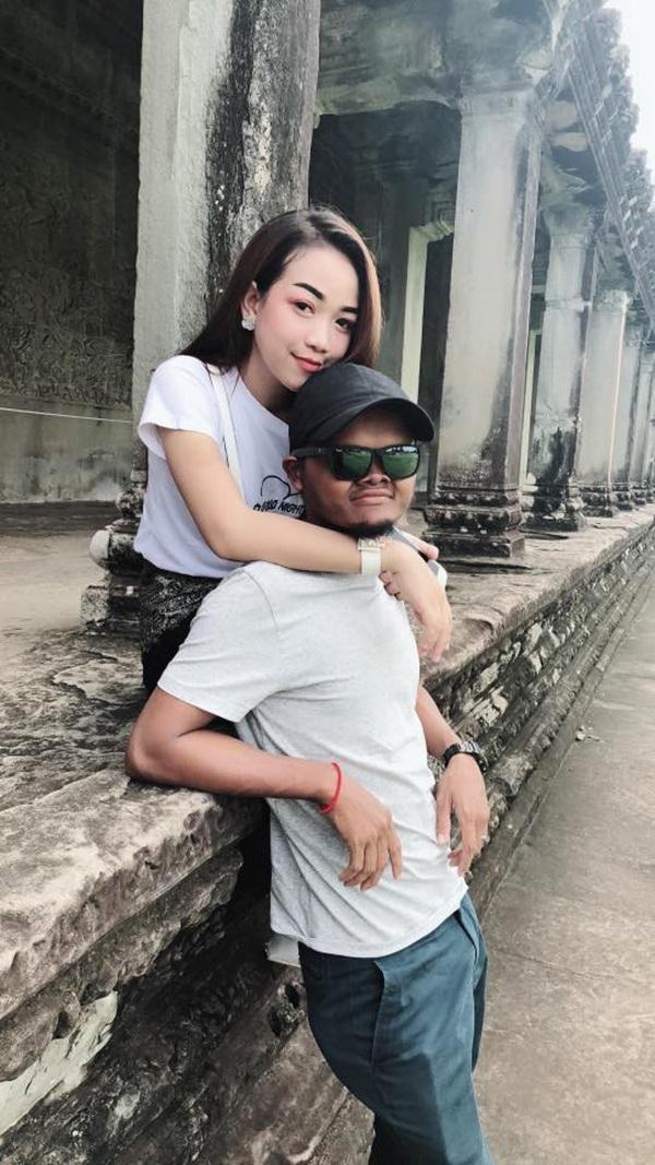 Tình yêu của cặp đôi đũa lệch nổi tiếng Campuchia đám cưới được cả con trai Thủ tướng đến dự ra sao sau hơn 1 năm kết hôn?-1