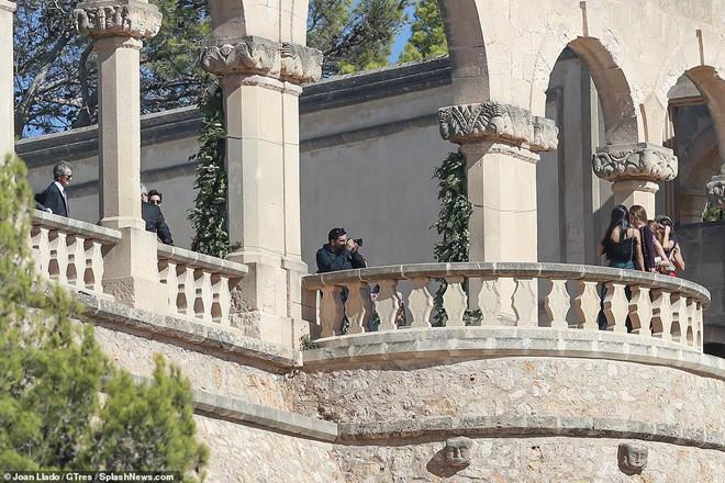 Nadal tổ chức đám cưới trong pháo đài-4