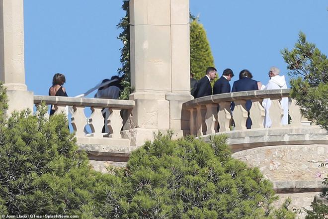 Nadal tổ chức đám cưới trong pháo đài-5