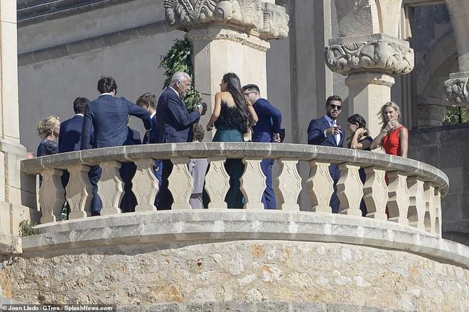 Nadal tổ chức đám cưới trong pháo đài-10