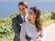 Nadal tổ chức đám cưới trong pháo đài