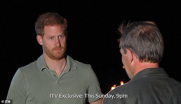 Hoàng tử Harry chính thức thừa nhận mâu thuẫn với anh trai, muốn rời khỏi nước Anh để đến châu Phi sinh sống-1