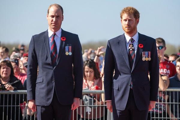 Hoàng tử Harry chính thức thừa nhận mâu thuẫn với anh trai, muốn rời khỏi nước Anh để đến châu Phi sinh sống-2