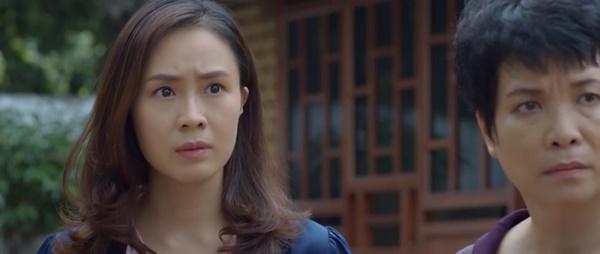 Preview Hoa Hồng Trên Ngực Trái tập 23: Thái bán nhà Khuê tỉnh bơ, bé Bống bị Trà tiểu tam bắt cóc?-3