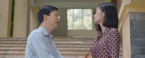 Preview Hoa Hồng Trên Ngực Trái tập 23: Thái bán nhà Khuê tỉnh bơ, bé Bống bị Trà tiểu tam bắt cóc?-5