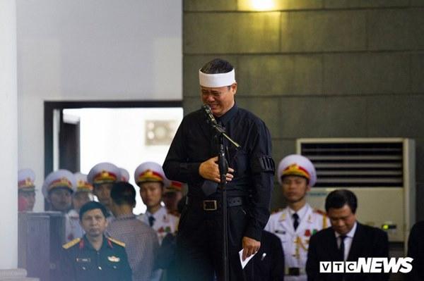 Lời tiễn biệt đẫm nước mắt của anh trai Thứ trưởng Bộ GD&ĐT Lê Hải An-1