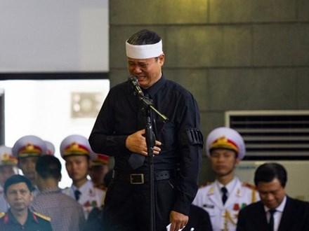 Lời tiễn biệt đẫm nước mắt của anh trai Thứ trưởng Bộ GD&ĐT Lê Hải An