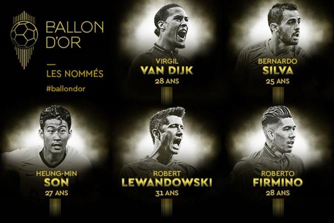 Ronaldo được đề cử Quả bóng Vàng năm thứ 16 liên tiếp-2
