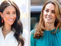 Sau lời phát biểu chấn động của em dâu Meghan Markle, Công nương Kate đã có phản ứng gây bất ngờ