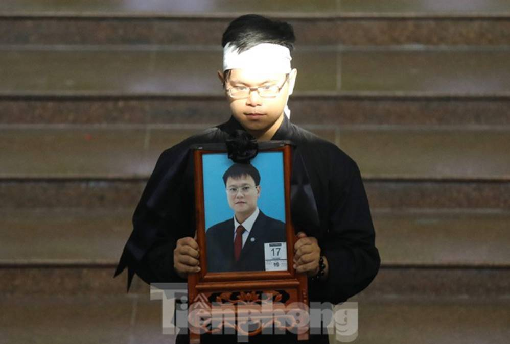 Sẽ còn mãi hình ảnh người thầy Lê Hải An-1