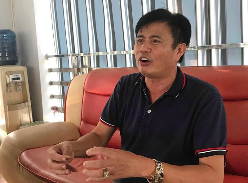 Cơ nghiệp trăm tỷ của ông chủ công ty đổ dầu thải làm ô nhiễm nước sông Đà-1