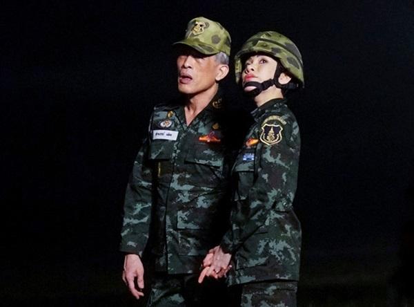 Hoàng gia Thái xóa lý lịch và hình ảnh hoàng quý phi khỏi website-2