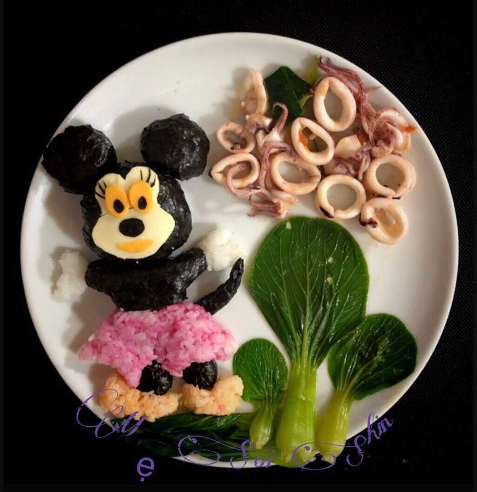 Ngất ngây với món ăn như vườn cổ tích của bà mẹ trẻ, con lười ăn cũng khó cưỡng-4