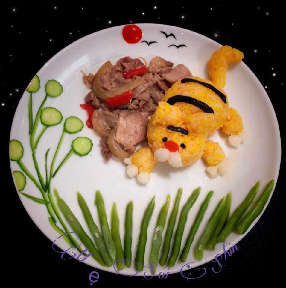 Ngất ngây với món ăn như vườn cổ tích của bà mẹ trẻ, con lười ăn cũng khó cưỡng-13