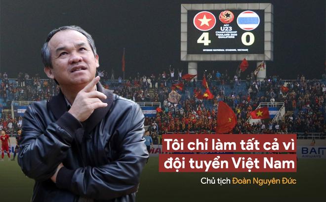 Bầu Đức: Tình riêng bỏ chợ bởi sự đa đoan hiếm có đem về thành công cho bóng đá Việt Nam-1
