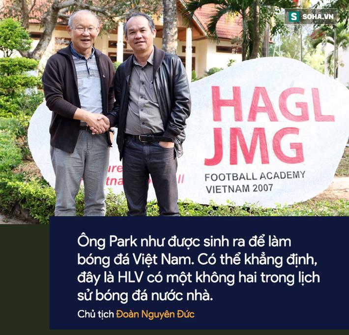 Bầu Đức: Tình riêng bỏ chợ bởi sự đa đoan hiếm có đem về thành công cho bóng đá Việt Nam-2