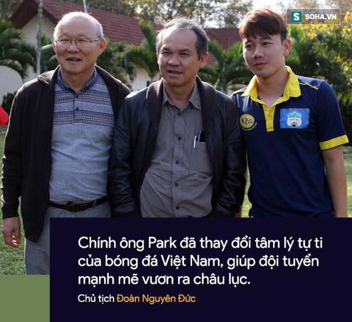 Bầu Đức: Tình riêng bỏ chợ bởi sự đa đoan hiếm có đem về thành công cho bóng đá Việt Nam-3