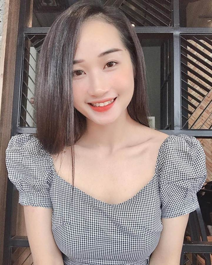 Bạn gái Đoàn Văn Hậu và các hot girl Thái Bình nổi tiếng trên mạng-10
