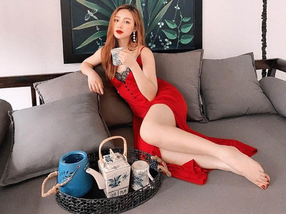 Bạn gái Đoàn Văn Hậu và các hot girl Thái Bình nổi tiếng trên mạng-8