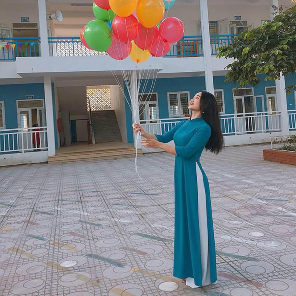 Bạn gái Đoàn Văn Hậu và các hot girl Thái Bình nổi tiếng trên mạng-9
