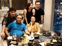 Trấn Thành lên tiếng giải vây khi Hari Won vắng mặt trong tiệc sinh nhật mẹ chồng