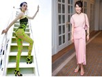 Phương Khánh mặc váy nhàu nhĩ, Hari Won chọn nội y kém duyên-11