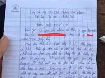 Khi học sinh giỏi văn viết đơn xin nghỉ học,