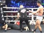 """Bế quan"""" luyện võ 3 năm: Võ sỹ trở lại tung đầu gối bay đẹp nhất MMA-2"""