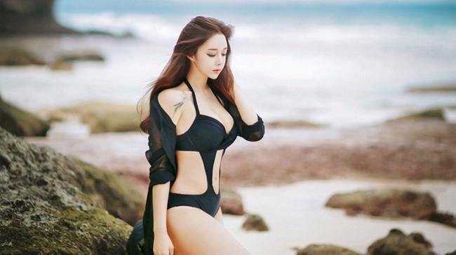 4 thánh nữ xăm mình Hàn Quốc mặt xinh, body đặc biệt quyến rũ-5