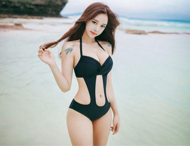 4 thánh nữ xăm mình Hàn Quốc mặt xinh, body đặc biệt quyến rũ-6