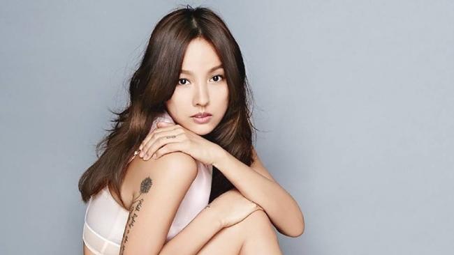 4 thánh nữ xăm mình Hàn Quốc mặt xinh, body đặc biệt quyến rũ-15