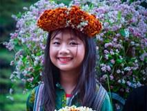 Em bé Hà Giang sở hữu nét đẹp