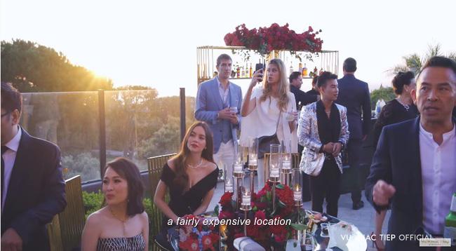 Vũ Khắc Tiệp sang Mỹ làm vlog dự sinh nhật nữ tỉ phú người Việt trong biệt thự 800 tỷ, được D&G làm tiệc riêng nhưng vẫn chưa là gì với độ giàu của người phụ nữ này-12