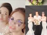 Chú rể tổ chức lễ cưới với cô dâu qua đời vì ung thư-1