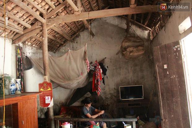"""Xót xa cụ bà 75 tuổi nuôi cả gia đình bị tâm thần và thiểu năng trí tuệ ở Vĩnh Phúc: Tôi khuất núi không biết các cháu sẽ ra sao""""-5"""