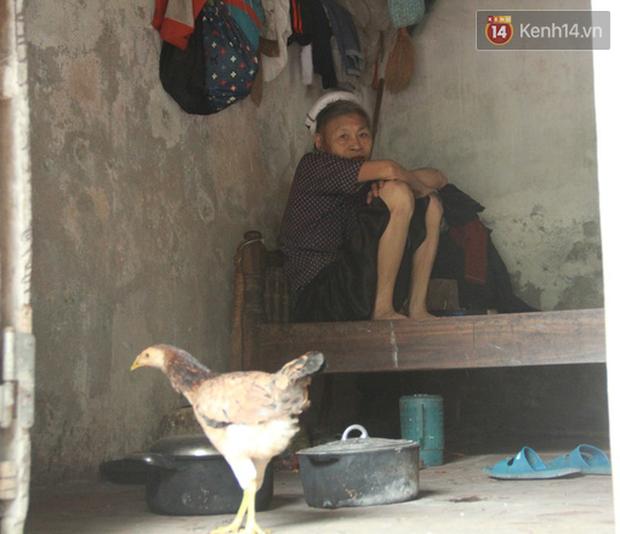 """Xót xa cụ bà 75 tuổi nuôi cả gia đình bị tâm thần và thiểu năng trí tuệ ở Vĩnh Phúc: Tôi khuất núi không biết các cháu sẽ ra sao""""-18"""