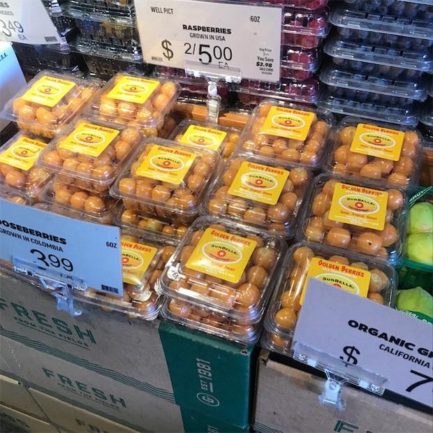 Quả mọc dại ở Việt Nam được bày bán sang chảnh ở siêu thị nước ngoài-10