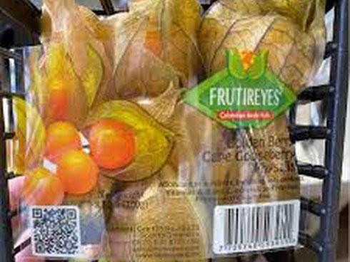 Quả mọc dại ở Việt Nam được bày bán sang chảnh ở siêu thị nước ngoài