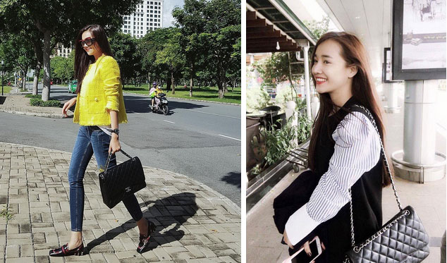 Chưa cần công khai yêu thiếu gia Phillip Nguyễn, Linh Rin đã là đại gia của chính mình: Dùng toàn túi hiệu, đụng hàng với cả loạt mỹ nhân Vbiz-3