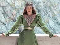 Hồ Ngọc Hà hé lộ hình ảnh đậm chất nữ hoàng u sầu