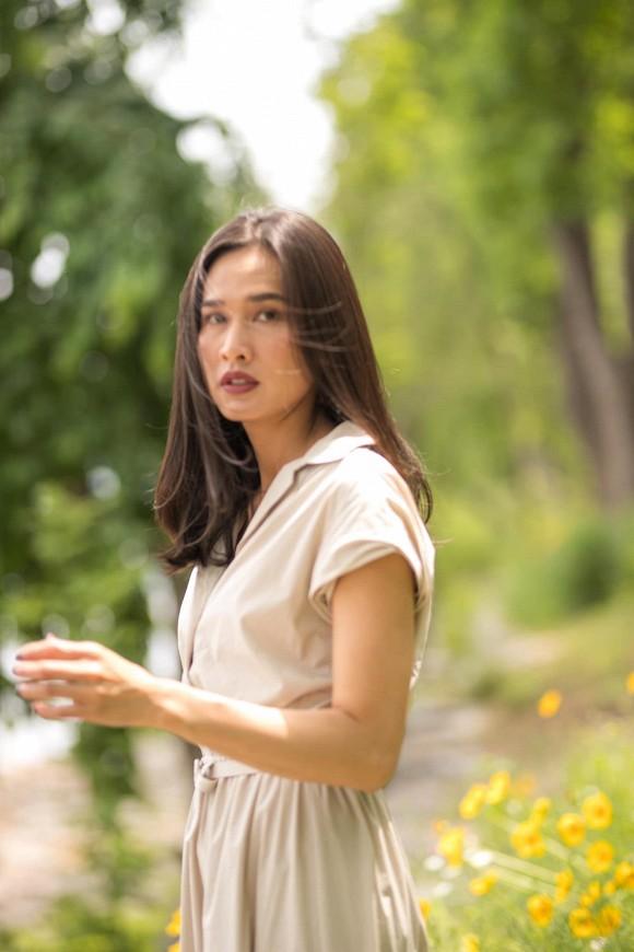 Hoa hậu Dương Mỹ Linh khoe nụ cười như toả nắng giữa trời thu Nhật Bản mộng mơ-10